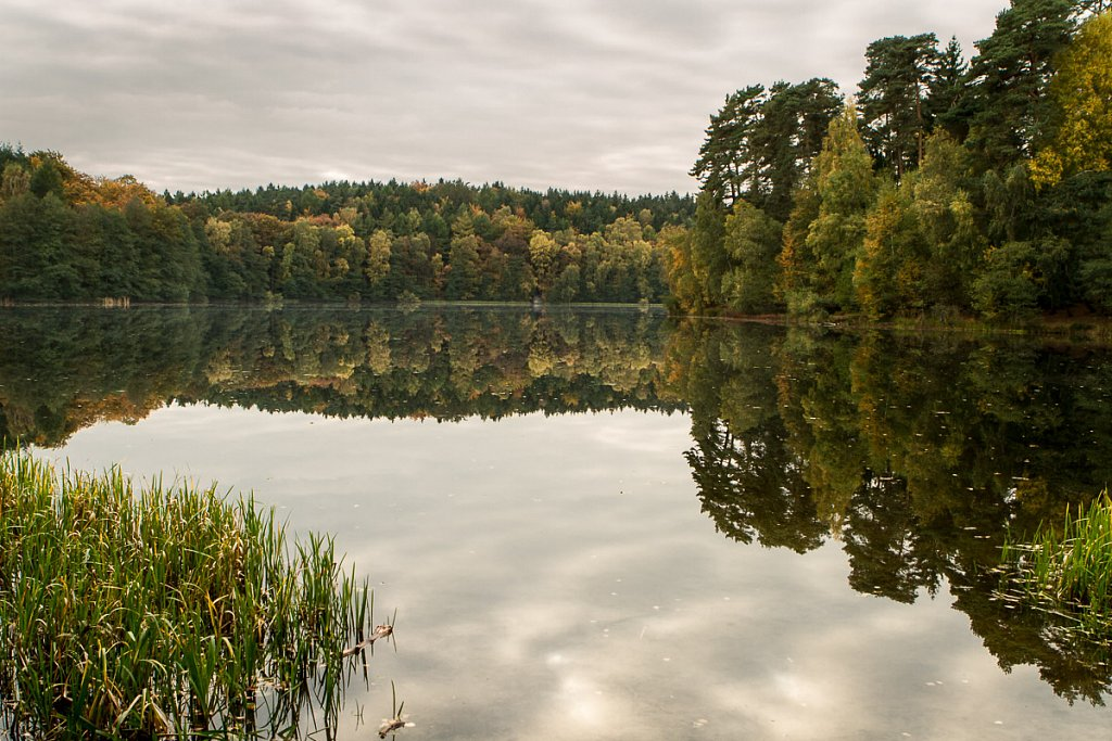 Pinnsee - Spiegel