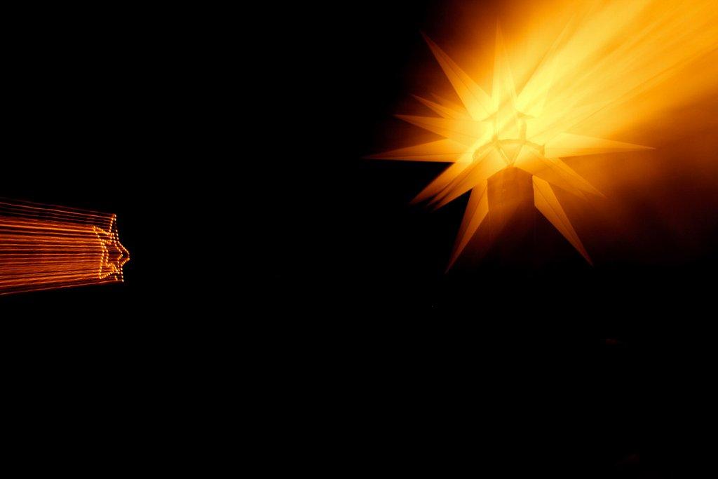 Reise des Lichts